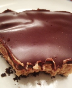 Chocolate Peanut Butter Pie 2