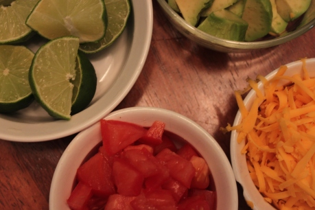 Carne Asada Toppings | Kathy's Kitchen Table